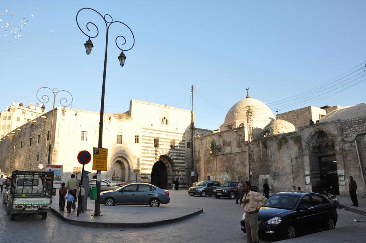 0111 Мир теряет Алеппо