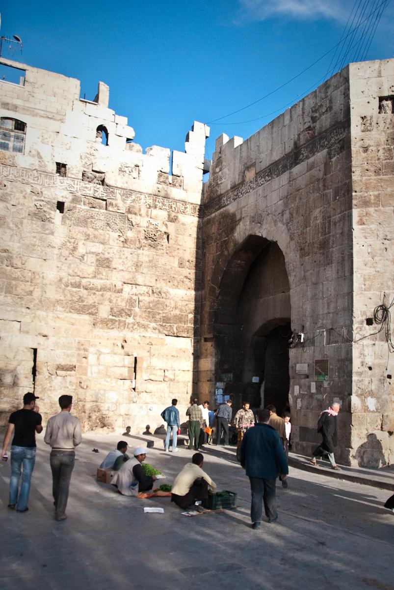 0131 Мир теряет Алеппо