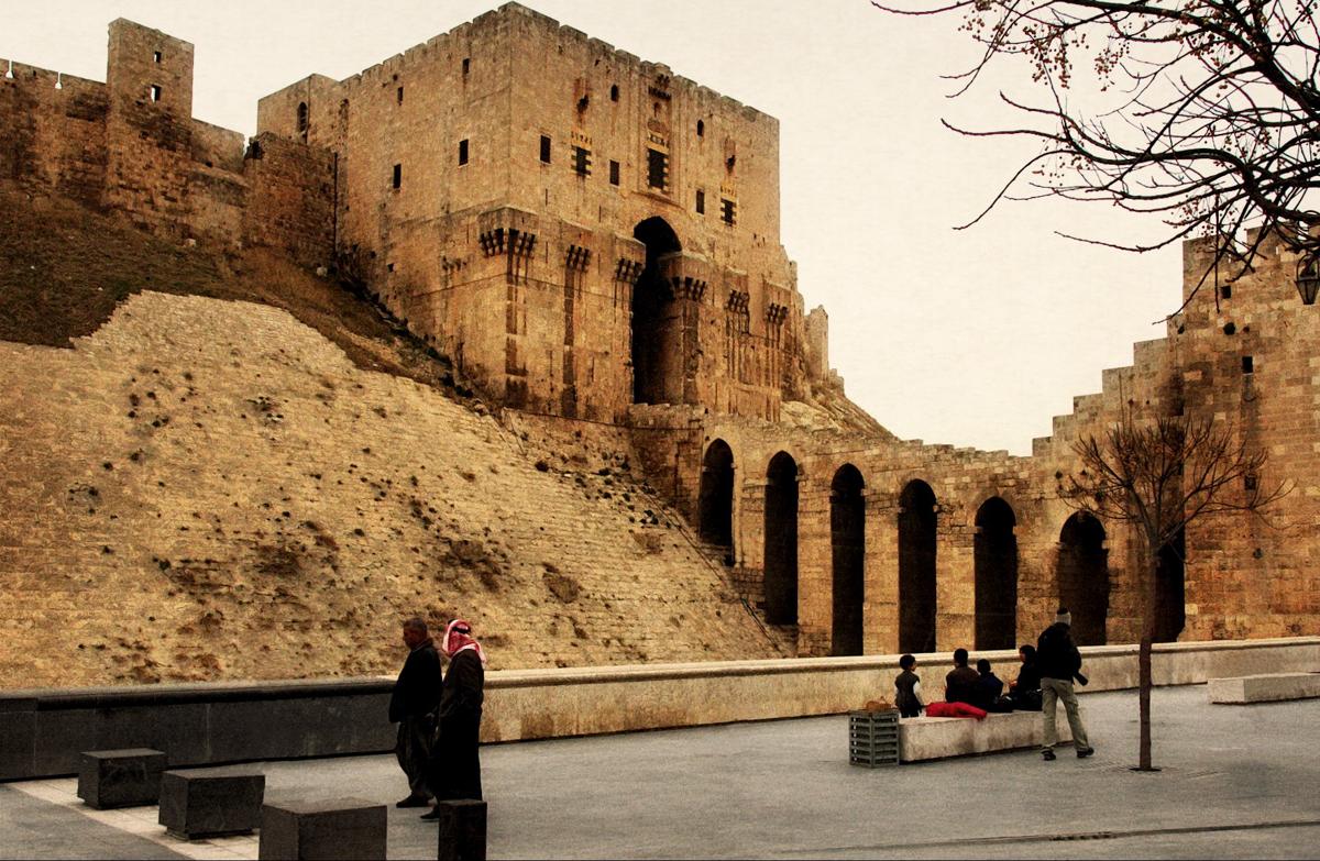 015 Мир теряет Алеппо