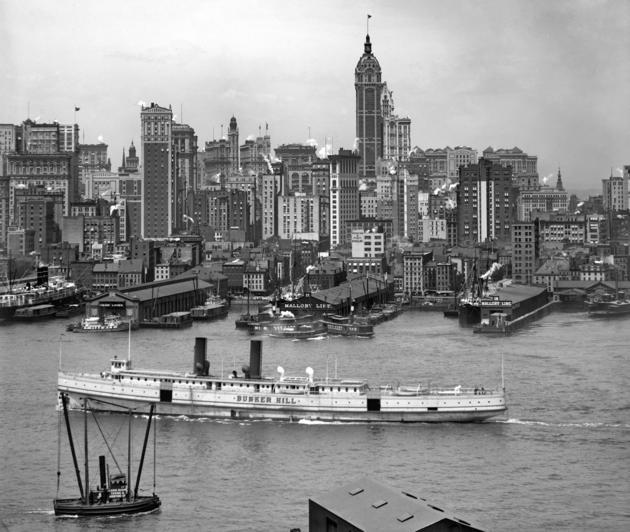 107 Исторические моменты в старых фотографиях