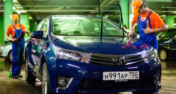 Чистые намерения: как создатели сухой автомойки Fast&Shine стали миллионерами
