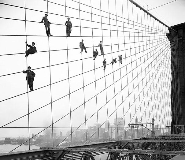 74 Исторические моменты в старых фотографиях