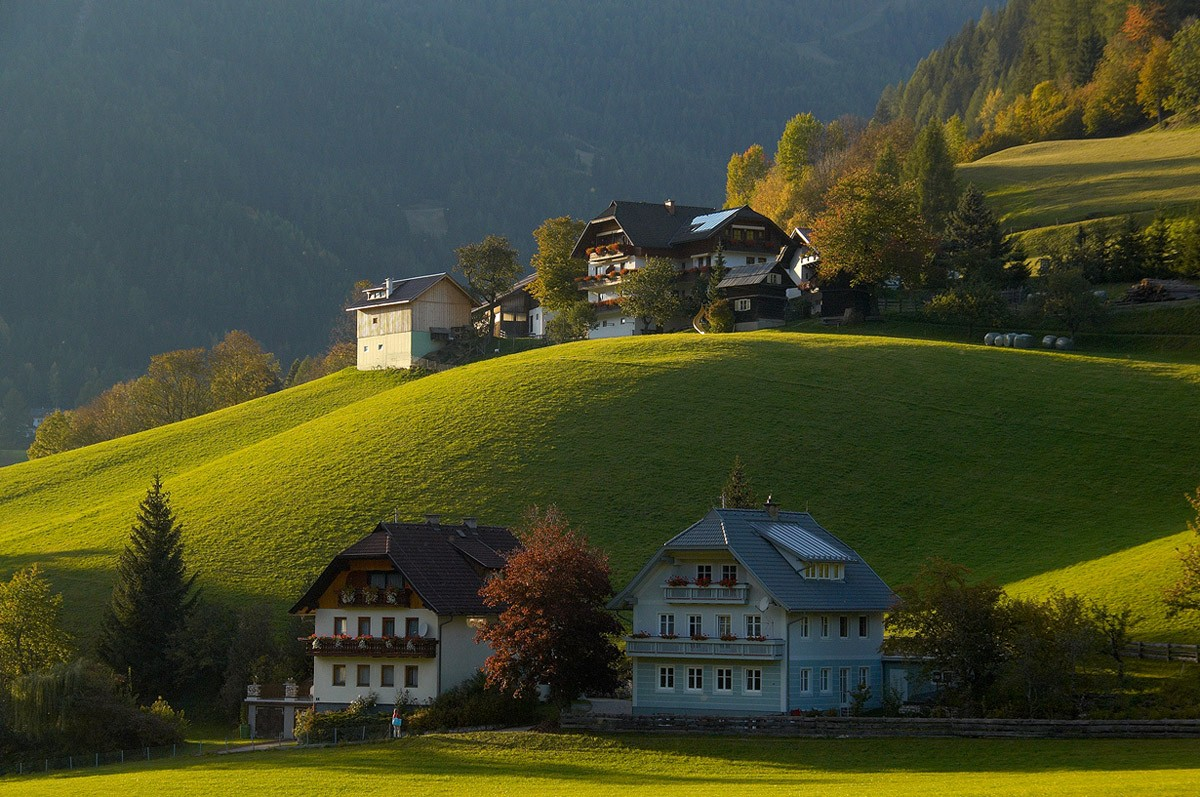 AUcommunes01 Самые красивые коммуны Австрии, которые стоит посетить