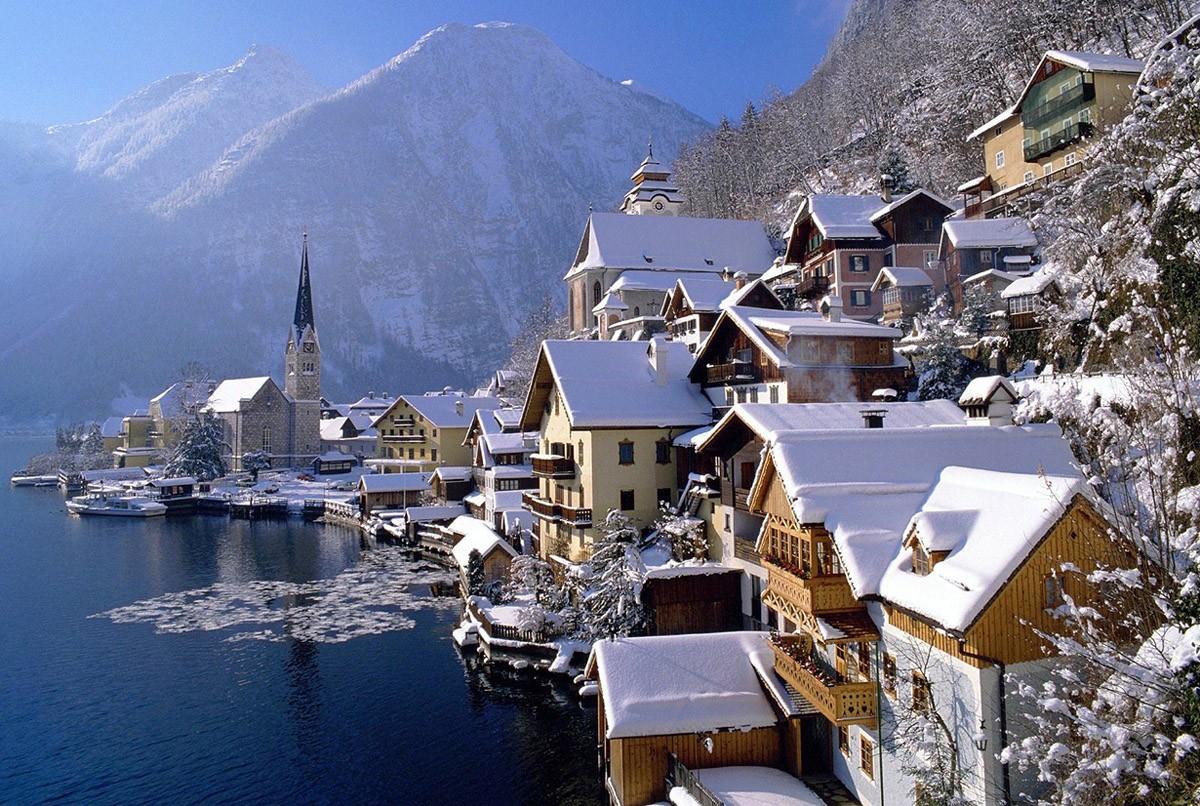 AUcommunes13 Самые красивые коммуны Австрии, которые стоит посетить