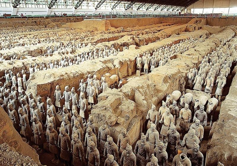 ArchaeoDiscoveries04 25 самых удивительных в истории археологических находок