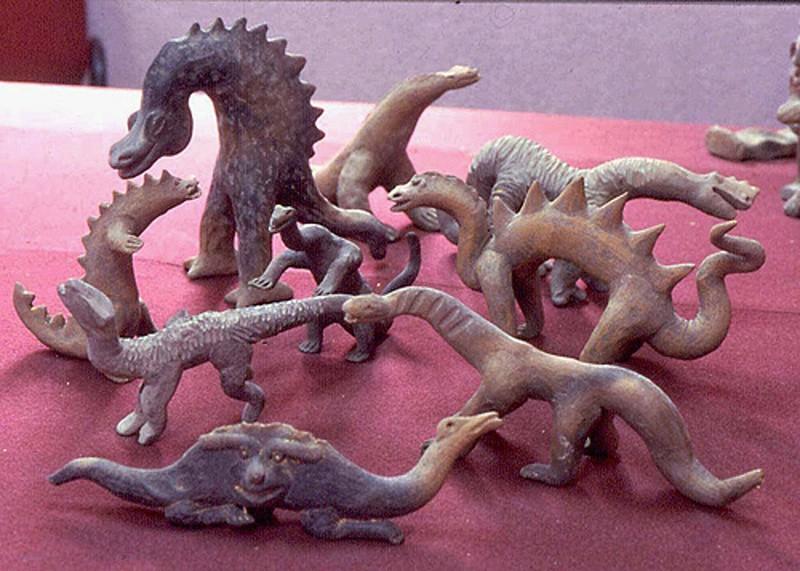 ArchaeoDiscoveries13 25 самых удивительных в истории археологических находок