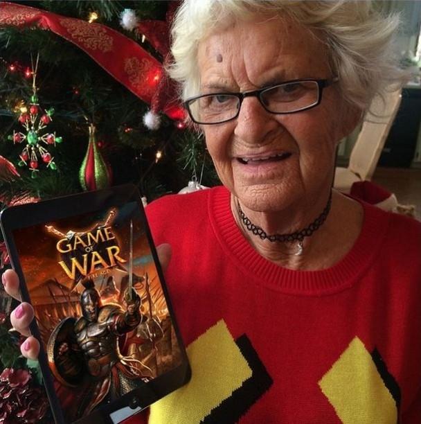 BaddieWinkle01 86 летняя «крутая» бабушка постит отвязные фото в Instagram
