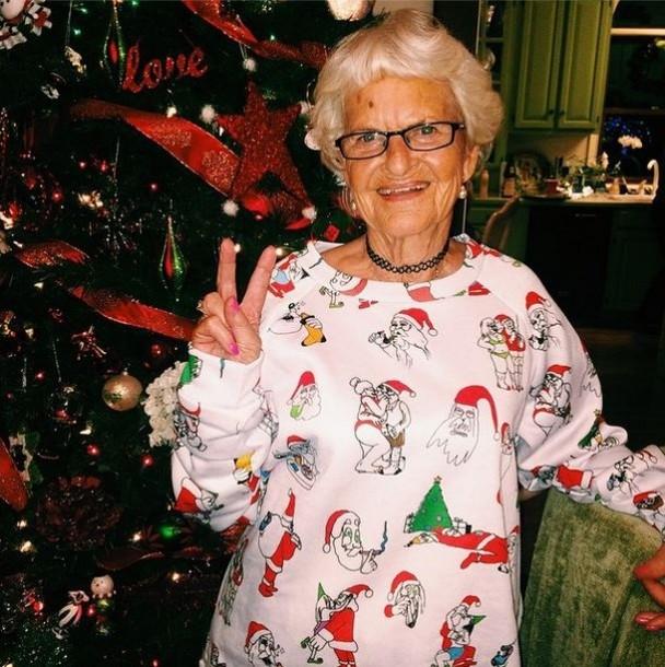 BaddieWinkle11 86 летняя крутая бабушка постит отвязные фото в Instagram
