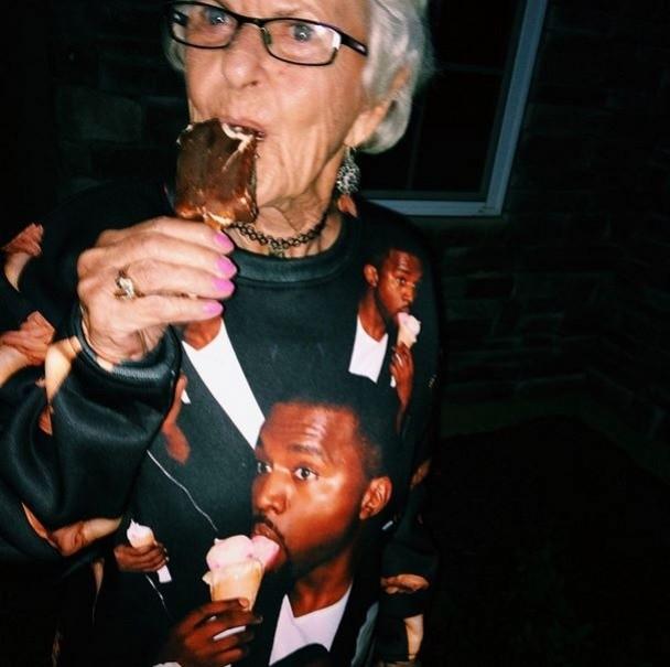 BaddieWinkle15 86 летняя крутая бабушка постит отвязные фото в Instagram