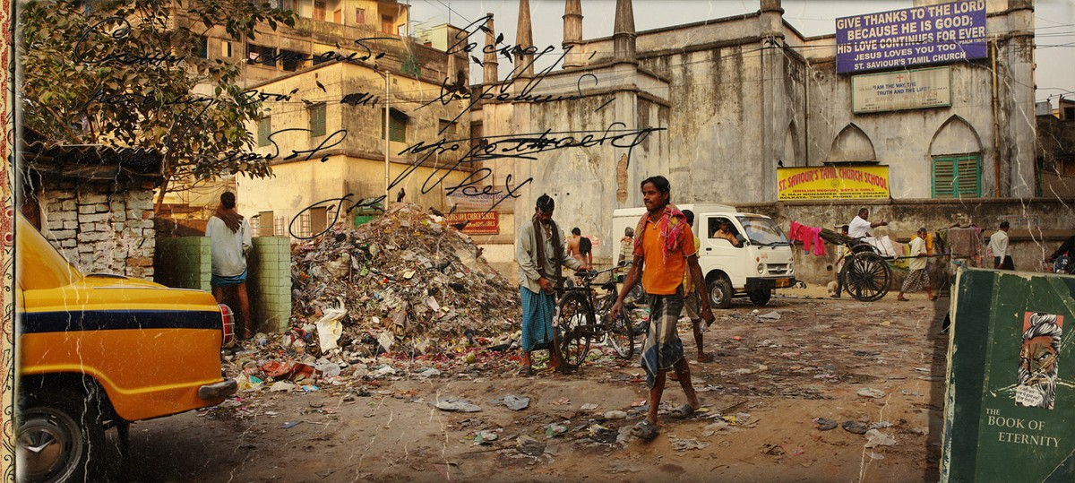 Calcutta k02 За что я люблю Калькутту: мать Тереза, золотое дерево и рикши прямоходячие