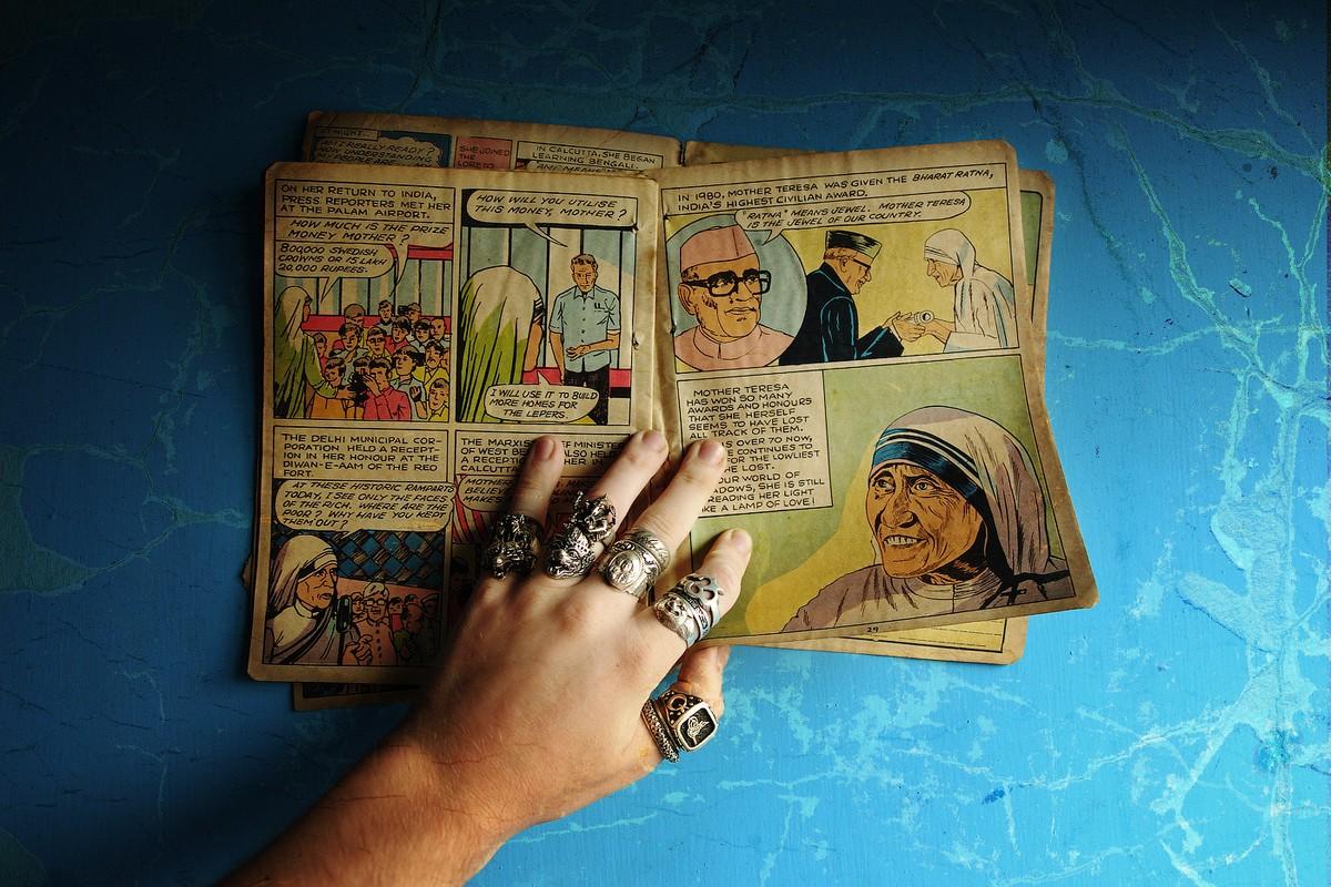 Calcutta k05 За что я люблю Калькутту: Мать Тереза, золотое дерево и рикши прямоходячие