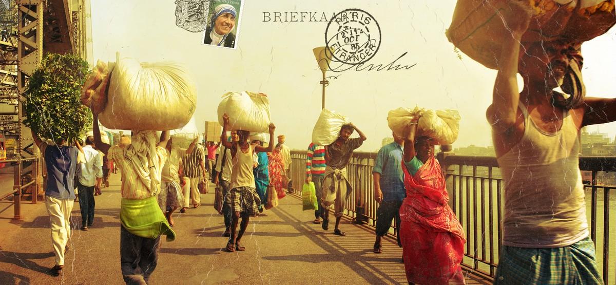 Calcutta k12 За что я люблю Калькутту: Мать Тереза, золотое дерево и рикши прямоходячие