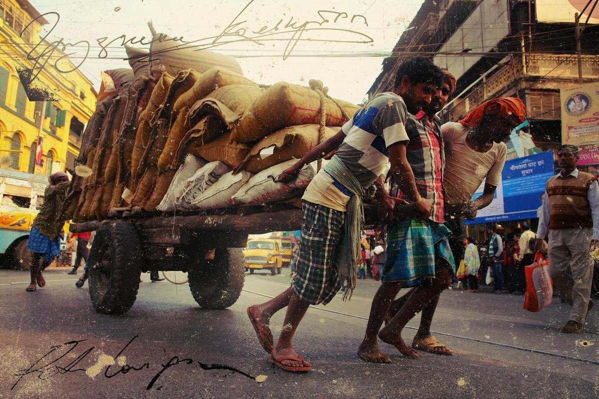 Calcutta k14 За что я люблю Калькутту: Мать Тереза, золотое дерево и рикши прямоходячие