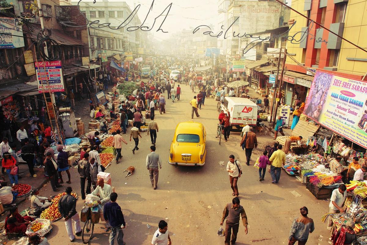 Calcutta k23 За что я люблю Калькутту: Мать Тереза, золотое дерево и рикши прямоходячие
