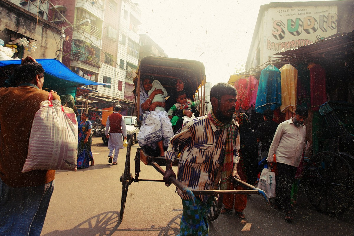 Calcutta k25 За что я люблю Калькутту: Мать Тереза, золотое дерево и рикши прямоходячие