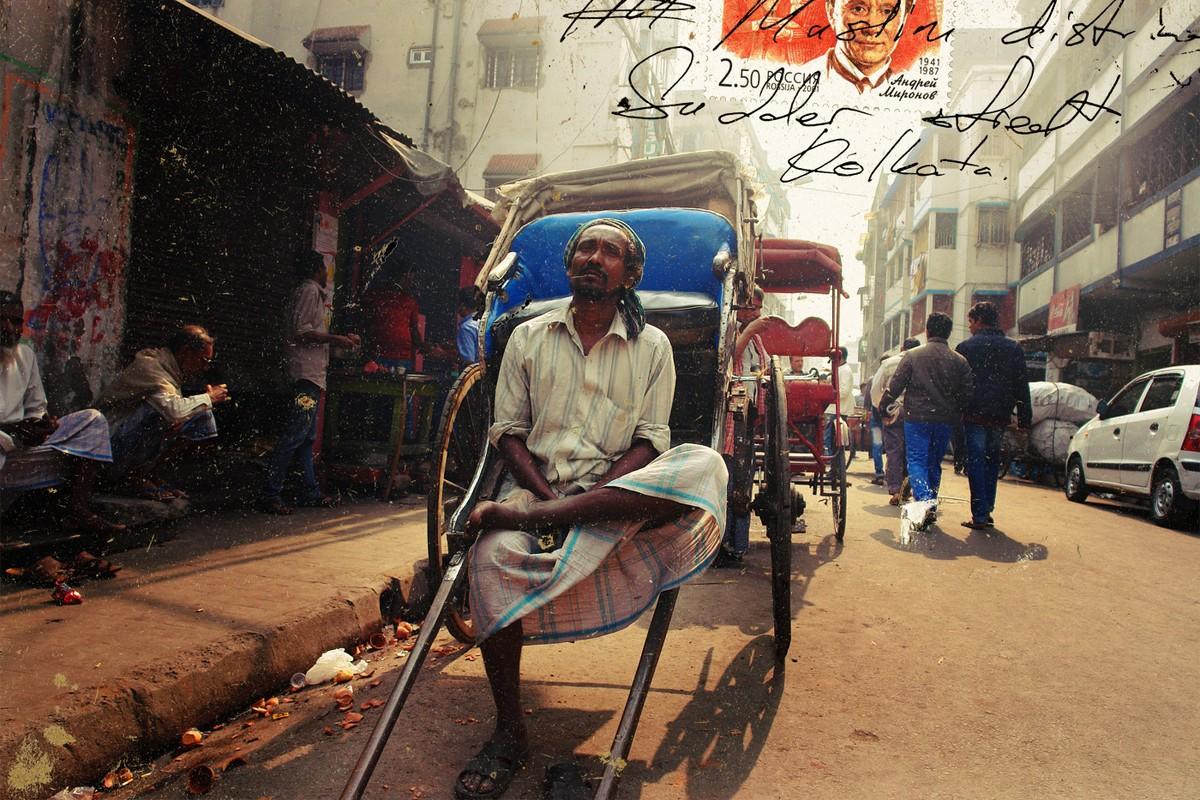 Calcutta k26 За что я люблю Калькутту: Мать Тереза, золотое дерево и рикши прямоходячие