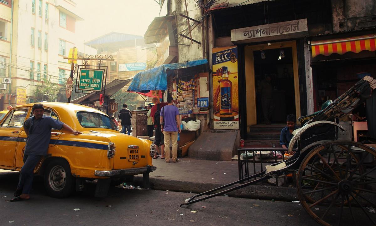 Calcutta k32 За что я люблю Калькутту: Мать Тереза, золотое дерево и рикши прямоходячие
