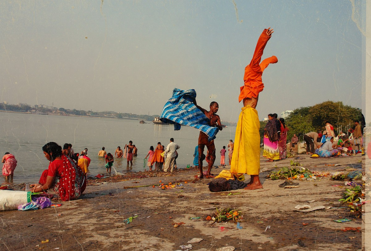 Calcutta k37 За что я люблю Калькутту: Мать Тереза, золотое дерево и рикши прямоходячие