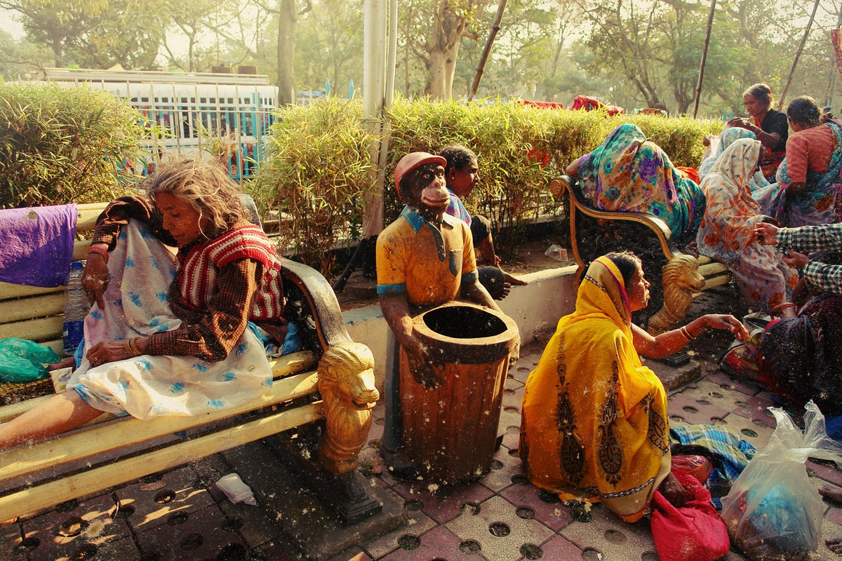Calcutta k40 За что я люблю Калькутту: Мать Тереза, золотое дерево и рикши прямоходячие