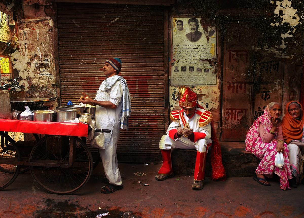 Calcutta k46 За что я люблю Калькутту: Мать Тереза, золотое дерево и рикши прямоходячие