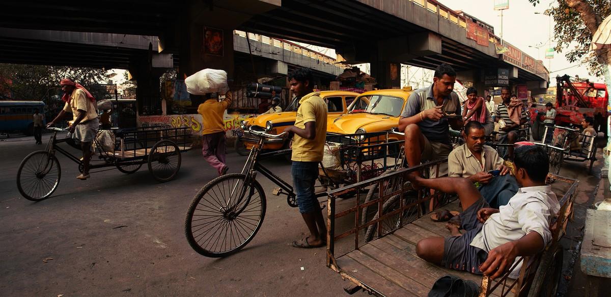 Calcutta k48 За что я люблю Калькутту: Мать Тереза, золотое дерево и рикши прямоходячие