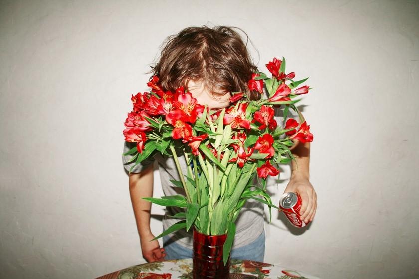 Если цветы долго стоять