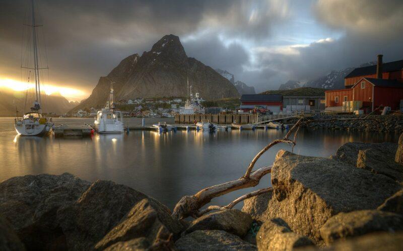 Lofoten01 800x500 Красота Норвегии. Путешествие по Лофотенским островам