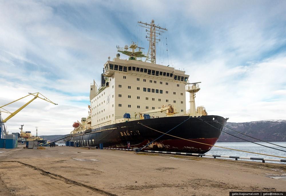 «Росатомфлот» — атомные ледоколы России