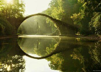 Удивительные пейзажи, вдохновленные сказками братьев Гримм