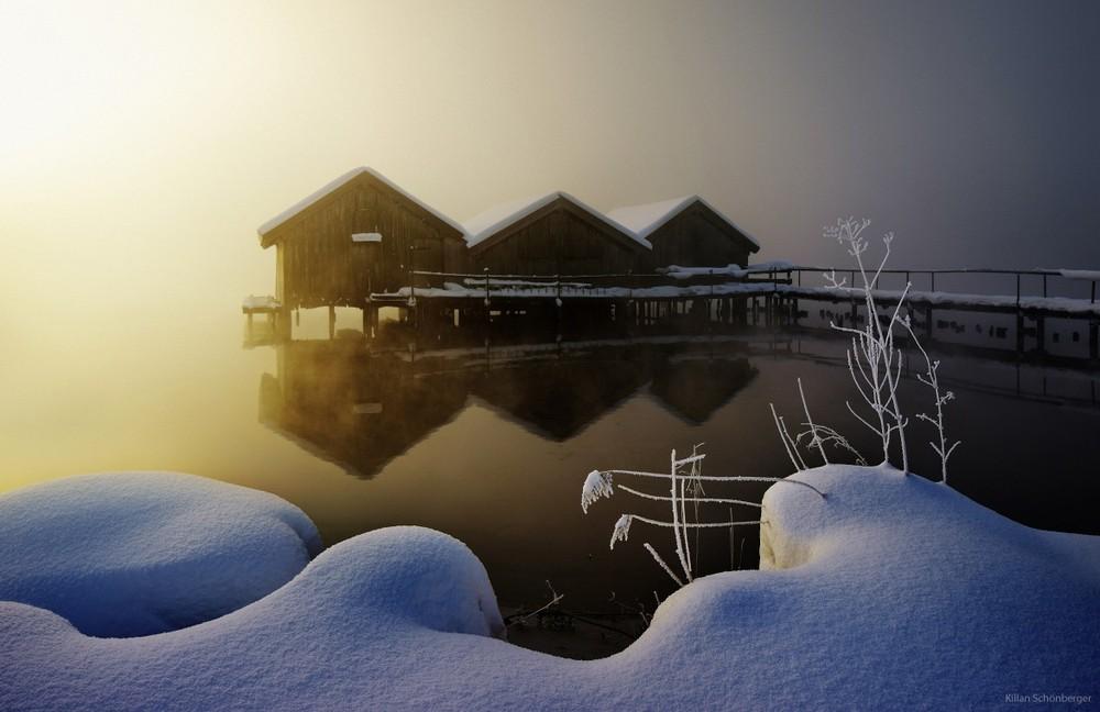 Удивительные пейзажи, вдохновленные сказками братьев Гримм Schonberger05