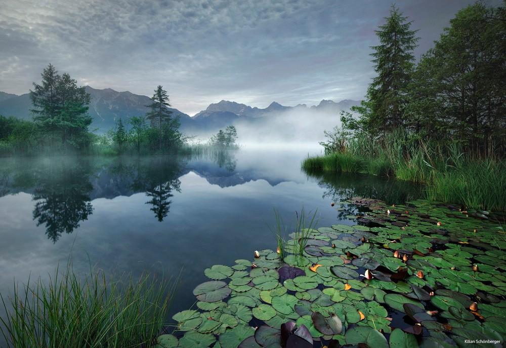 Удивительные пейзажи, вдохновленные сказками братьев Гримм Schonberger07