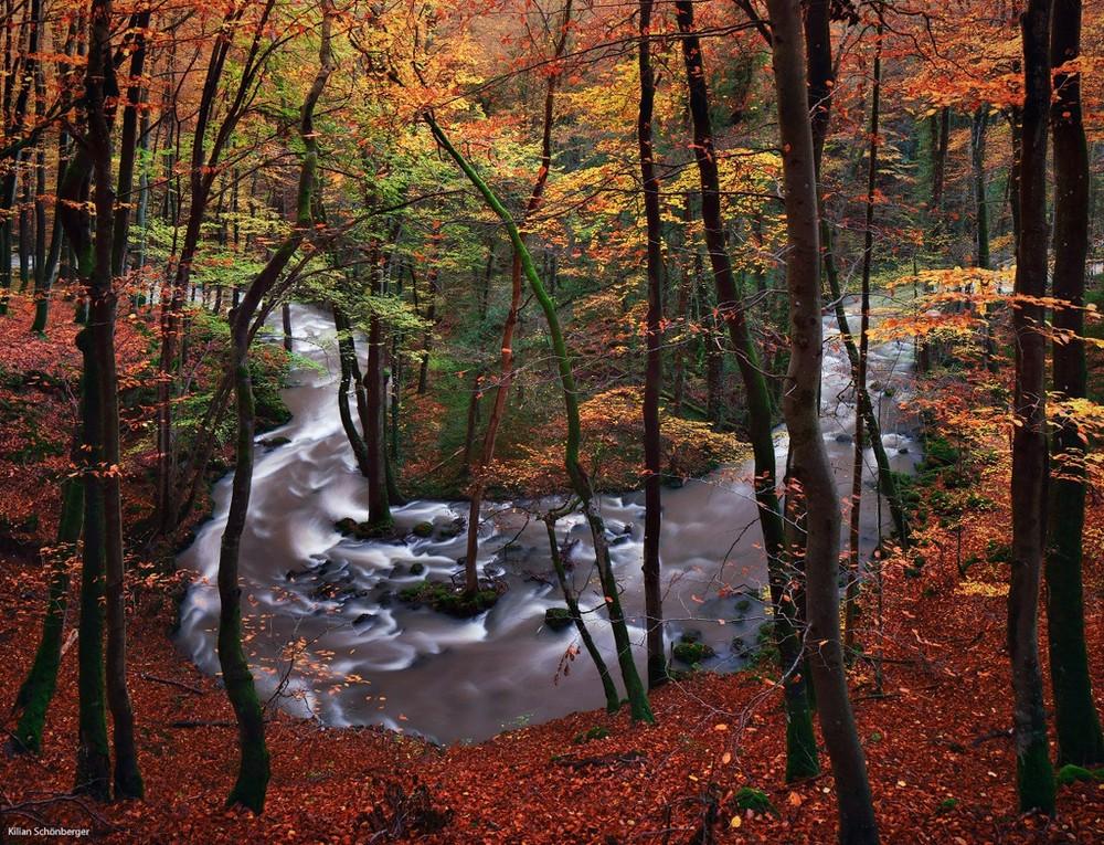 Удивительные пейзажи, вдохновленные сказками братьев Гримм Schonberger08
