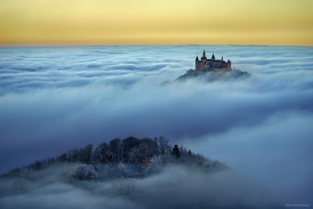 Удивительные пейзажи, вдохновленные сказками братьев Гримм Schonberger13