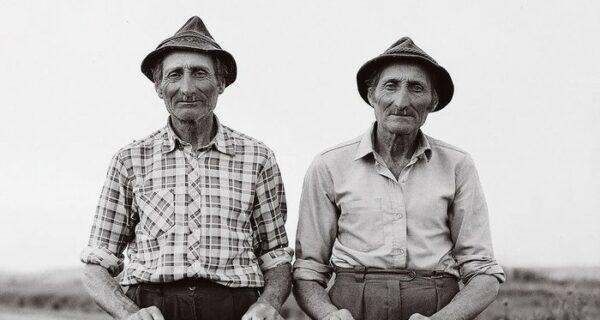 Проект «Близнецы» венгерского фотографа Яноша Штековича