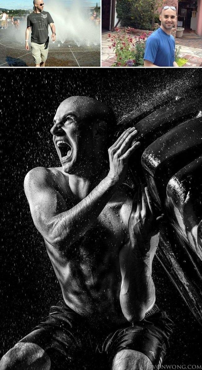 Настоящий фотограф легко сделает из домохозяйки чемпионку мира