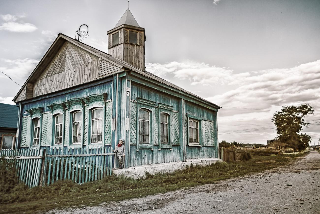 Yusupova 01 Татарская деревня глазами польского фотографа Алиции Юсуповой