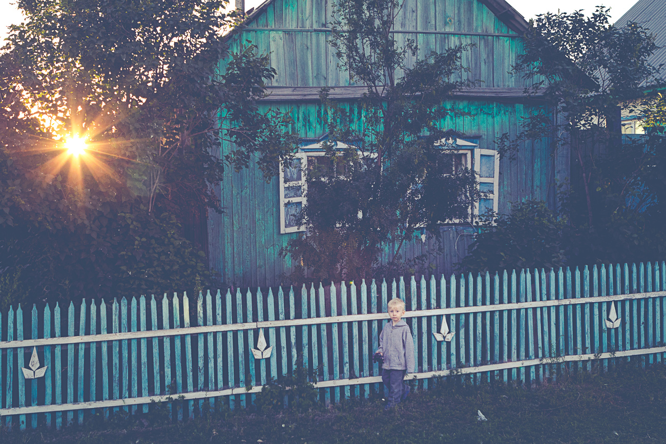Yusupova 02 Татарская деревня глазами польского фотографа Алиции Юсуповой