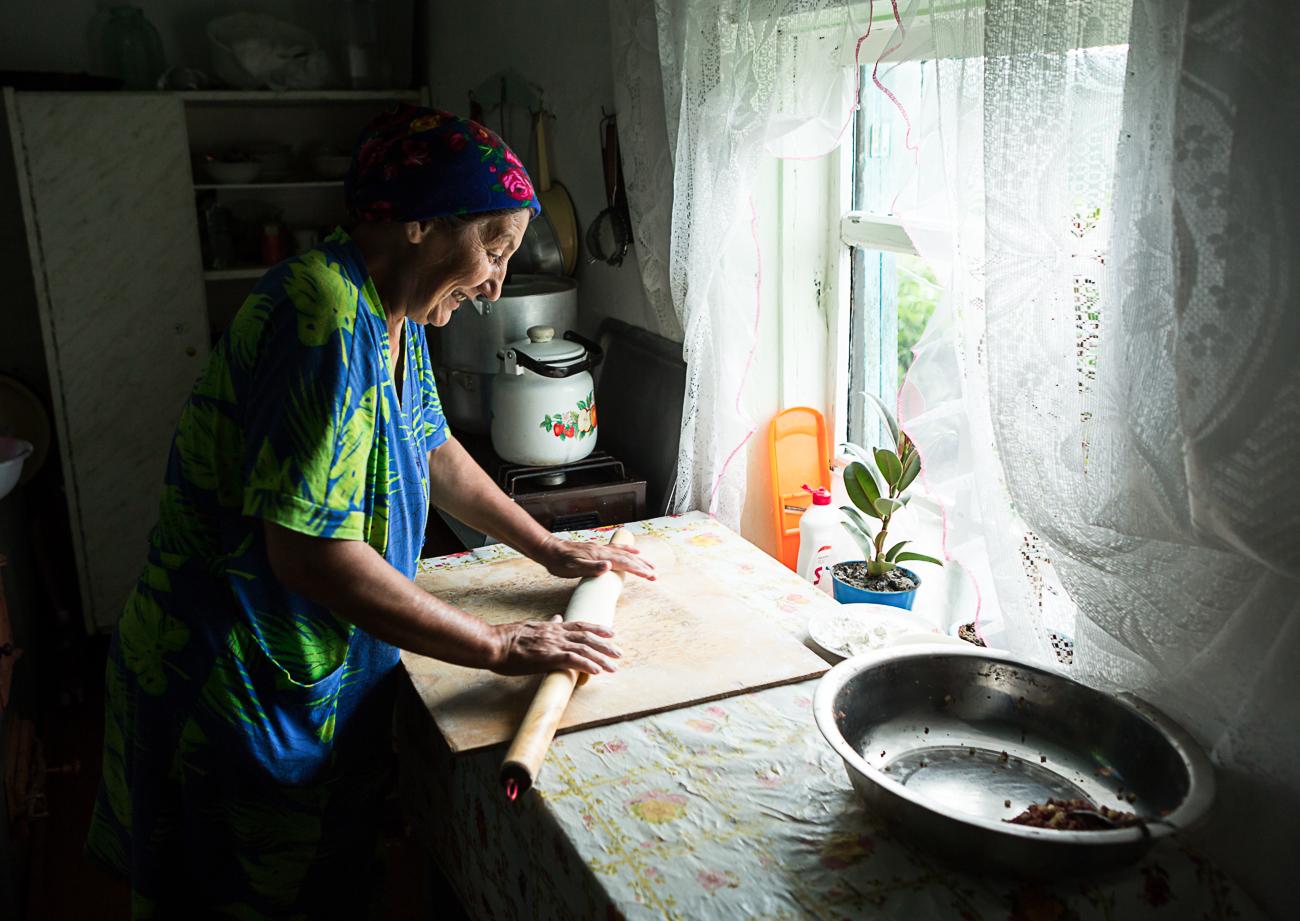 Yusupova 04 Татарская деревня глазами польского фотографа Алиции Юсуповой