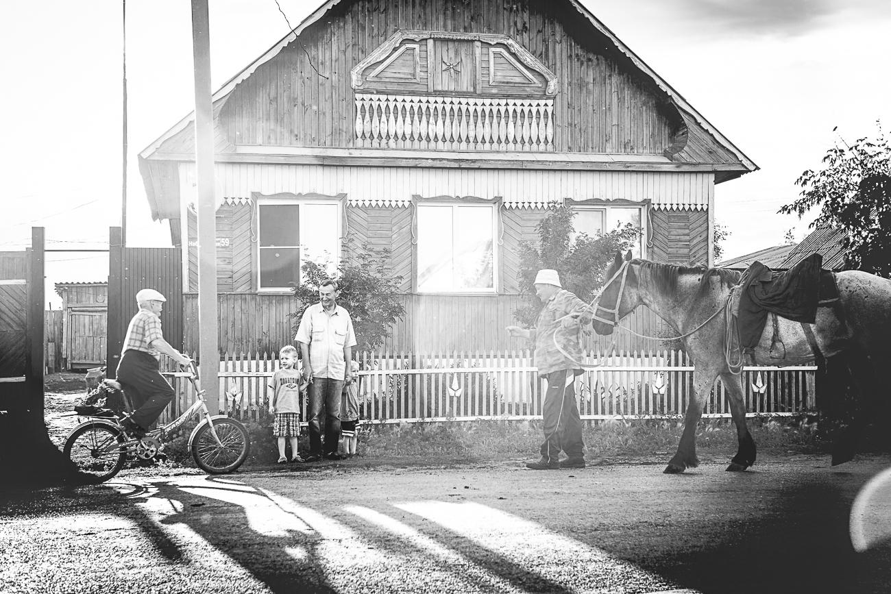 Yusupova 09 Татарская деревня глазами польского фотографа Алиции Юсуповой