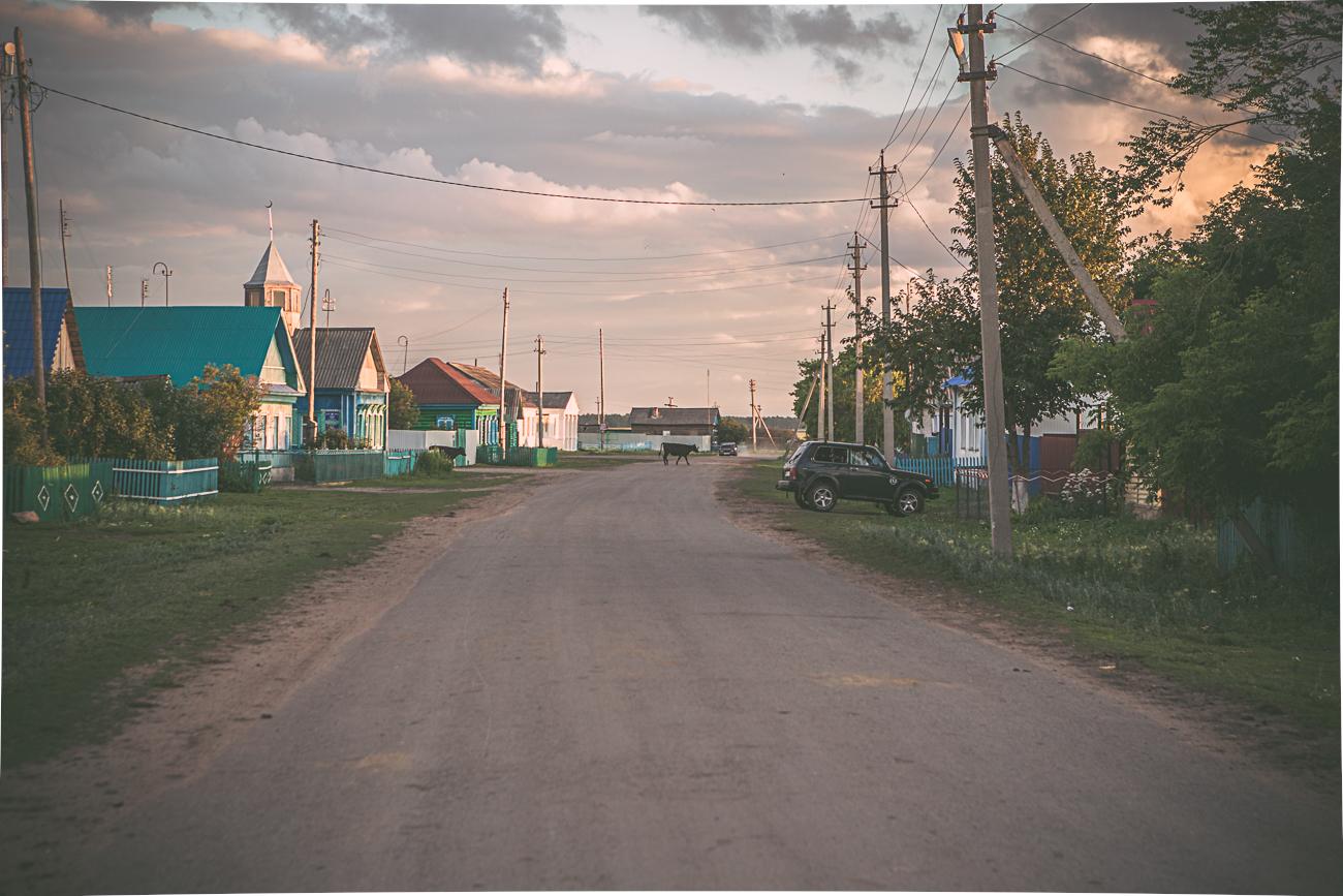 Yusupova 10 Татарская деревня глазами польского фотографа Алиции Юсуповой