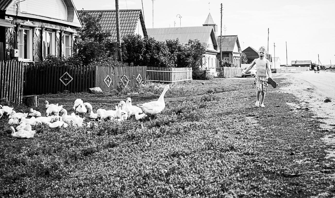 Yusupova 12 Татарская деревня глазами польского фотографа Алиции Юсуповой