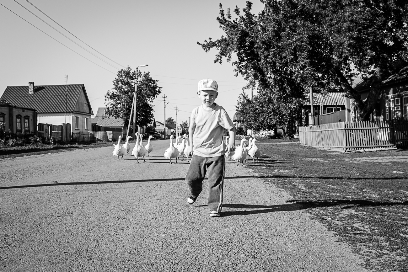 Yusupova 13 Татарская деревня глазами польского фотографа Алиции Юсуповой