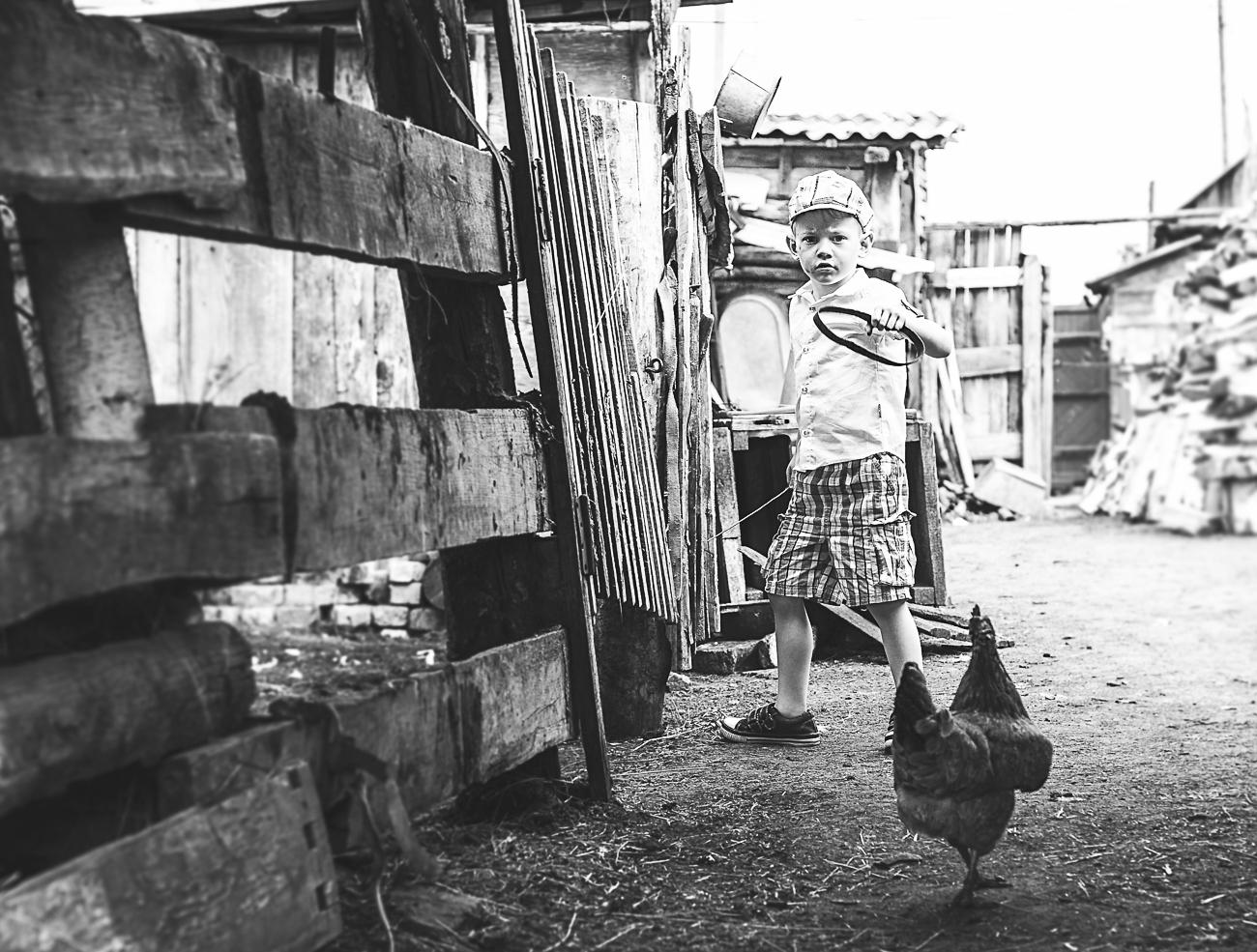 Yusupova 16 Татарская деревня глазами польского фотографа Алиции Юсуповой