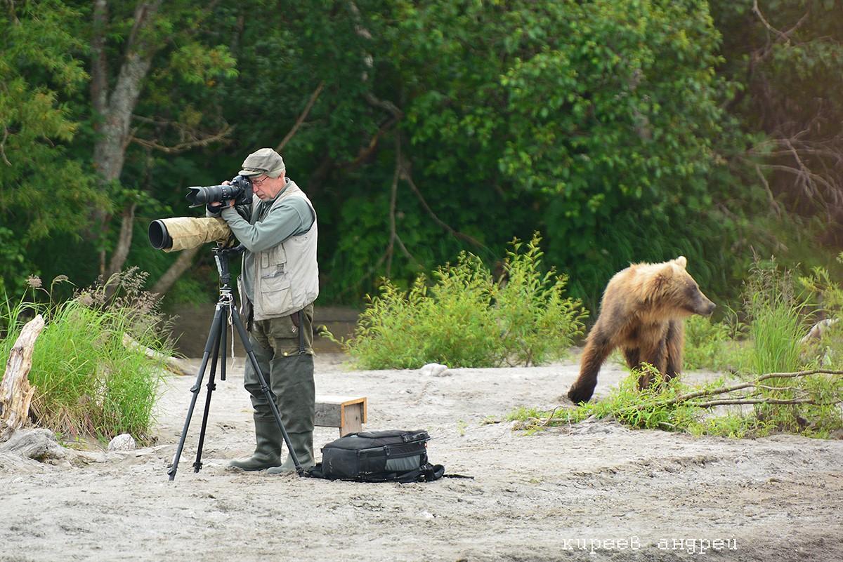 animalist11 Пять минут из жизни фотографа анималиста