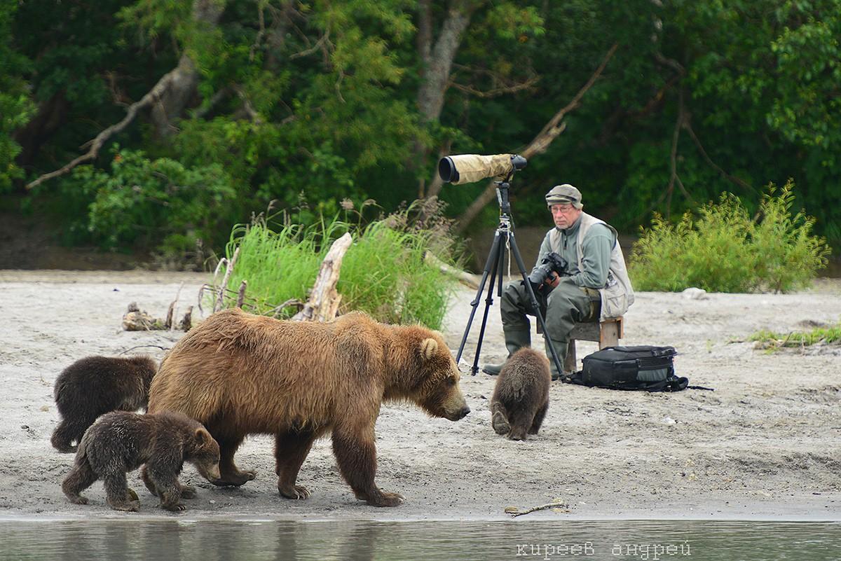 animalist12 Пять минут из жизни фотографа анималиста