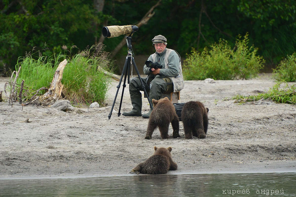 animalist15 Пять минут из жизни фотографа анималиста