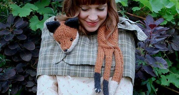 Не просто шарфы: …надцать креативных идей