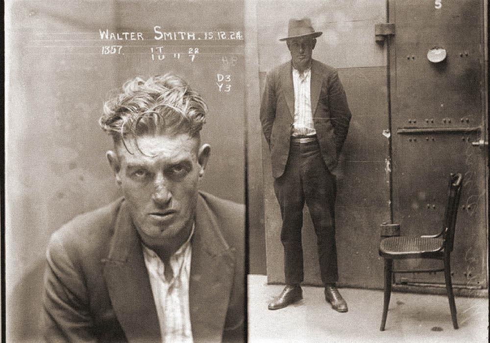 criminals01 Портреты преступников 1920 х годов