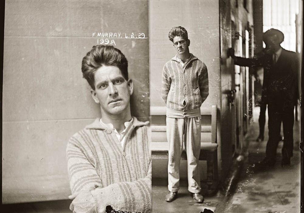 criminals02 Портреты преступников 1920 х годов