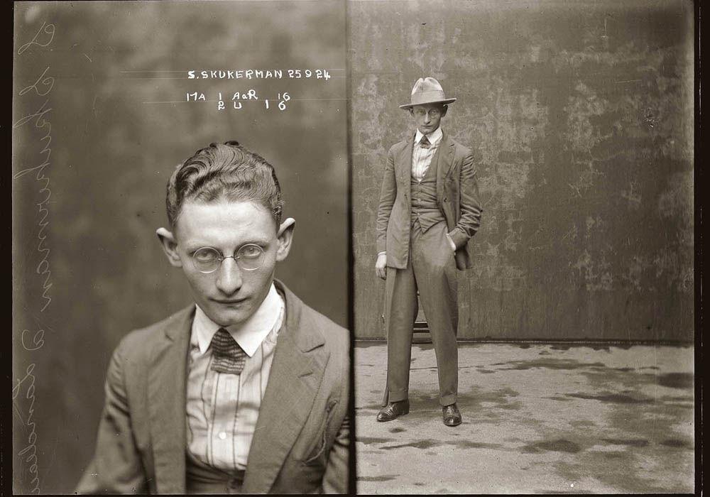 criminals03 Портреты преступников 1920 х годов